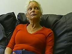 Grandma, Blonde, Blowjob, Granny, Mature, Old