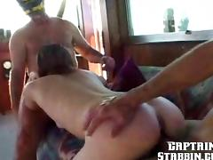 A very luscious chick Lexiana gets a wild double