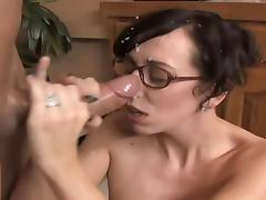 DangerCore Alia Janine Busty Blowjob