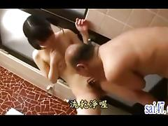 Brunette, 18 19 Teens, Asian, Boobs, Brunette, Couple