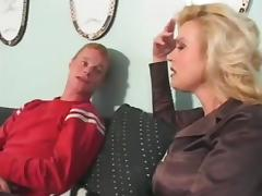 Such a delicious fuck in the office with stunning milf