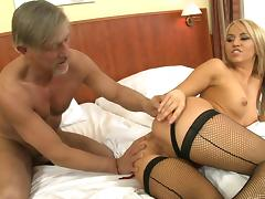 Bed, Anal, Bed, Bedroom, Blonde, Blowjob