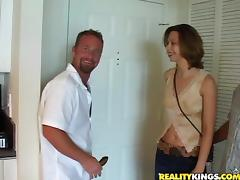 Beach Sex, Beach, Couple, MILF, Pussy, Reality
