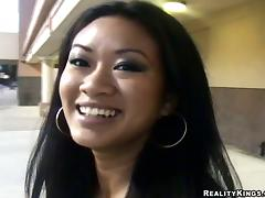 Magnificent Akira Lei Goes Hardcore In A Reality Video