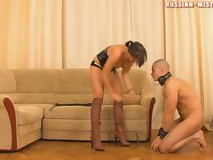 Russian-Mistress Video: Emma