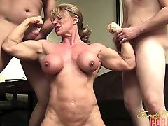 WildKat - Manpleaser porn tube video