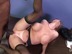 All, Beauty, Big Tits, Couple, Cute, Interracial