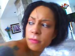 Jazmine is thick & juicy