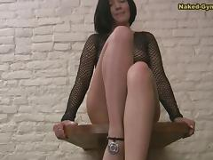 Verka Kedves - Gymnastic Video part part 1 tube porn video