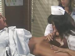 Carmen Hart and Kirsten Price, So Fucking Hot! Naughty Nympho Nurses Fuck the Patient FFM Roleplay Threeway!