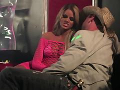 Jessa Rhodes sucks and rubs a cock and gets her snatch smashed tube porn video