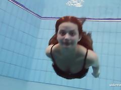 UnderwaterShow Video: Zuzanna