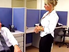 Hot And Sexy Big Busted Goddess Gives Orders