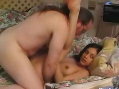 Daddy & Daughter - Hot Teen Fucked
