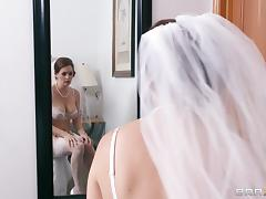 Bride, Anal, Assfucking, Big Cock, Big Tits, Boobs