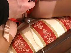 Trinity-Productions: Satin Milf Distress Bj tube porn video