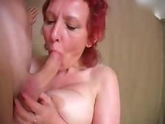 Red head mature