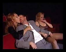 Four In Italian Cinema BVR porn tube video