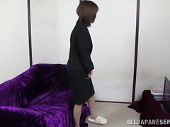 Mom and Boy, Asian, Blowjob, Boobs, Horny, Japanese