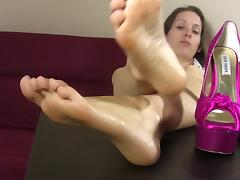Heels And Feet JOI