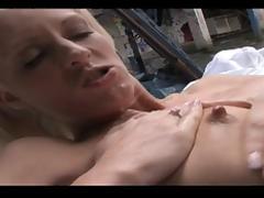 Brit Slut Fucked And Lactates tube porn video
