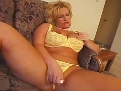 Mom and Boy, Amateur, Big Tits, Blonde, Boobs, Mature