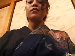 Kanako Fujimori Hot Asian model tube porn video