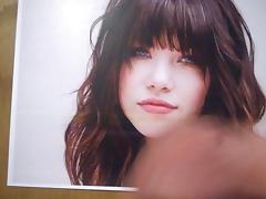 Tribute - Carly Rae Jepsen porn tube video