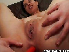 Kinky amateurs play dirty tube porn video