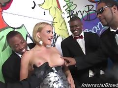 All, Big Tits, Blonde, Gangbang, Hardcore, Huge