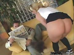 Mouthwatering Katja Kassin Gets A Rimnob Before Going Hardcore tube porn video