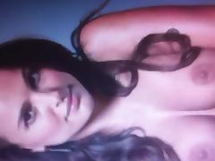 Natalie portman , vic becks, friends porn tube video