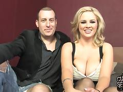 Gorgeous Katie Kox Has Interracial Sex With Her Husband Approval tube porn video