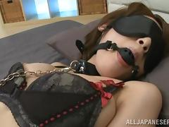 tied up to be fingered tube porn video