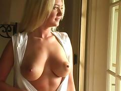 Reality, Big Tits, Fingering, Garden, Masturbation, Reality