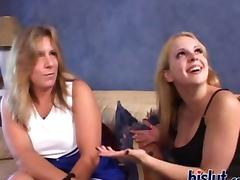 Ginger is super horny and she gets fucked
