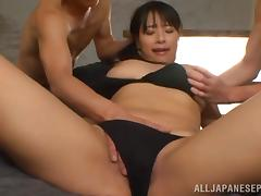 Tokyo, Asian, Big Cock, Big Tits, Blowjob, Boobs