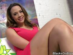 Beautiful Chanel Preston shows her amazing boobs tube porn video