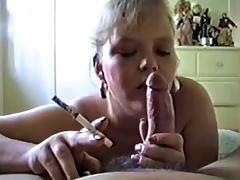 Mature Wife Dirty Talking, Fuck and Smoke - negrofloripa