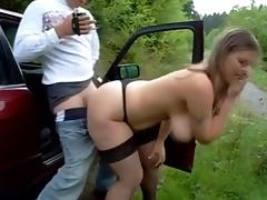 Boobs, Big Tits, Boobs, Outdoor, Tits, Russian Big Tits