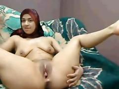 Hijab Arab girl plays cums lactate on cam tube porn video