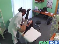 FakeHospital - Perfect busty slim patient