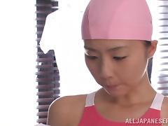 Bikini, Asian, Bikini, Fingering, Hairy, Japanese
