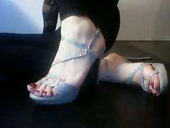 Un peu de my feet