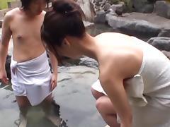 Bathing, Amateur, Asian, Bath, Bathing, Bathroom
