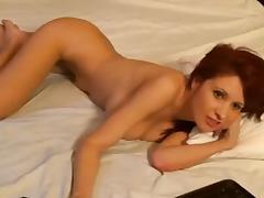 Big Tits, Big Tits, Boobs, Redhead, Strip, Webcam