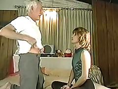 Old Man, Ass, Assfucking, Blonde, Grandpa, Mature