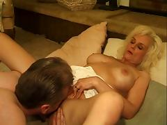 Mature party porn tube video