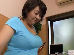 Chubby, Asian, BBW, Blowjob, Chubby, Chunky