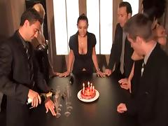 Liza del Sierra Birthday Party tube porn video